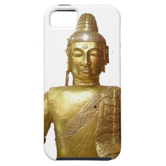 Gold Buddha Statue in Indonesia iPhone 5 Covers
