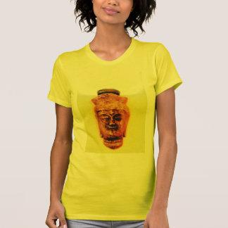 Gold Buddha with light above head Shirt