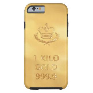 Gold Bullion Bar iPhone 6 Case