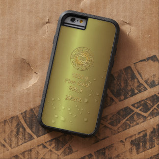 Gold Bullion Golden Style Tough Xtreme iPhone 6 Case
