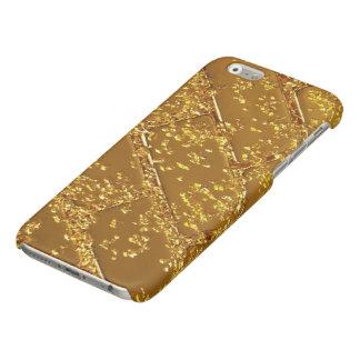gold bullion glossy iPhone 6 case