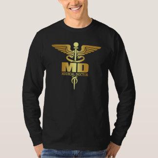 Gold Caduceus (MD) T-Shirt