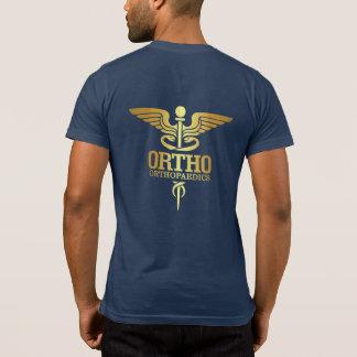 Gold Caduceus (ORTHO) T-Shirt