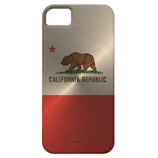 Gold California Republic iPhone 5 Covers