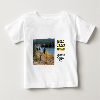 Gold Camp Road Baby T-Shirt