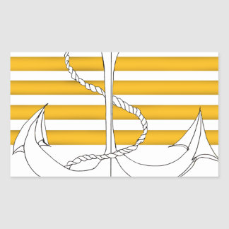 gold captain, tony fernandes rectangular sticker