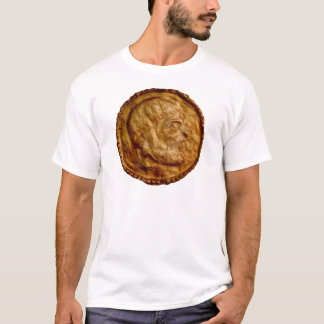 Gold Cast Coin - Ancient Look T-Shirt