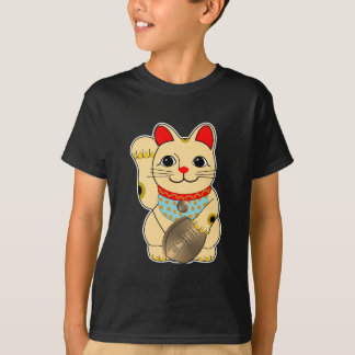 Gold Cat T-Shirt