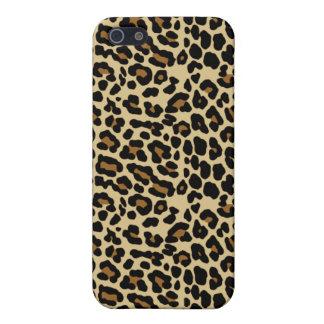 Gold Cheetah iPhone Case