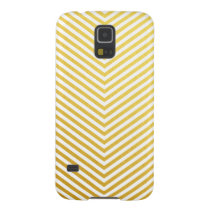 Gold chevron galaxy s5 case