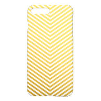Gold chevron iPhone 7 plus case