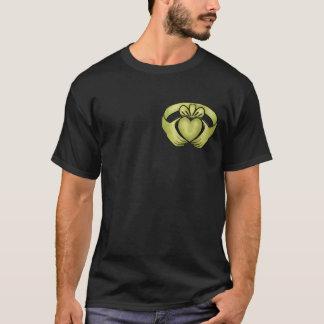 Gold Claddagh Ring T-Shirt