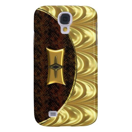 Gold Clutch Purse Samsung S4 Case