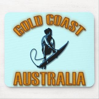 GOLD COAST AUSTRALIA MOUSE PAD