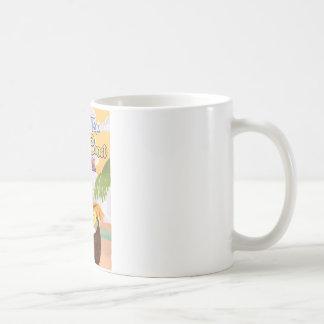 Gold Coast, Australia travel poster Coffee Mug