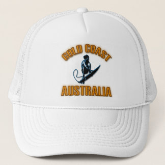 GOLD COAST AUSTRALIA TRUCKER HAT