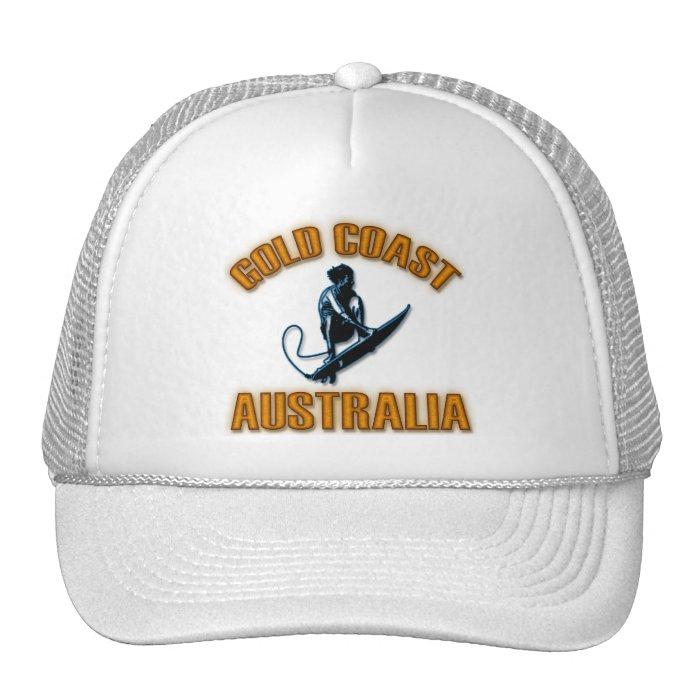 GOLD COAST AUSTRALIA TRUCKER HAT