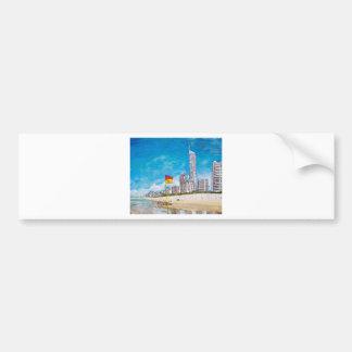Gold Coast Bumper Sticker