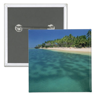 Gold Coast, Fiji 2 Inch Square Button