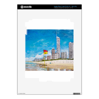 Gold Coast iPad 3 Skin