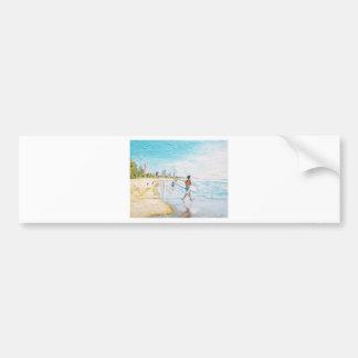 Gold Coast Lifestyle Bumper Sticker