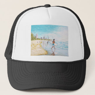 Gold Coast Lifestyle Trucker Hat