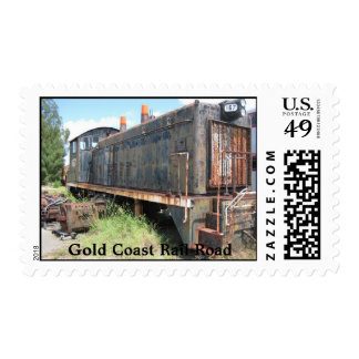 Gold Coast Rail Road Stamps