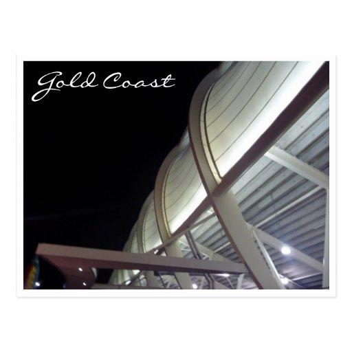 gold coast stadium postcards