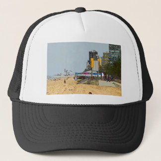 GOLD COAST SURFERS PARADISE AUSTRALIA TRUCKER HAT
