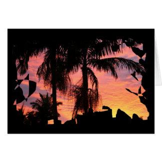 Gold Coast Surise Felicitación