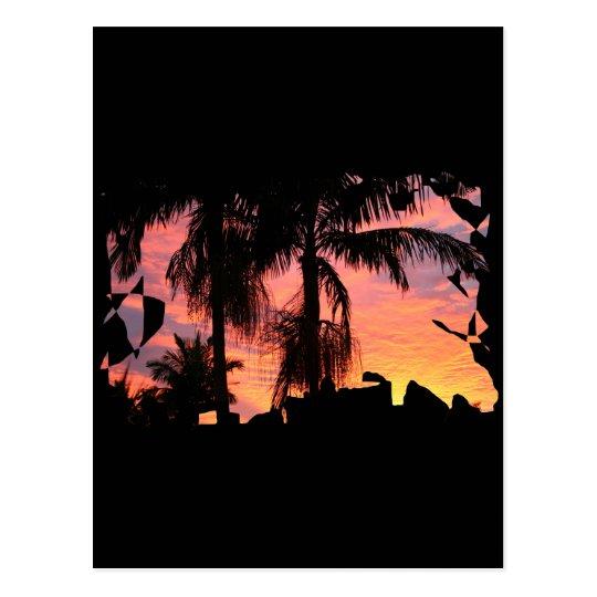 Gold Coast Surise Postcard