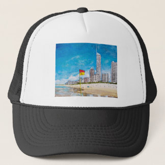 Gold Coast Trucker Hat