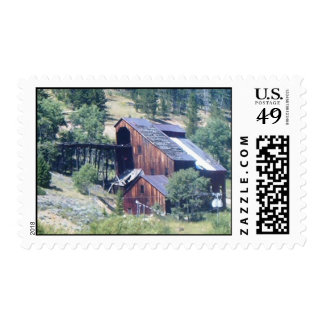 Gold Coin Mine Postage