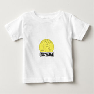 Gold Coin of Nevada Baby T-Shirt