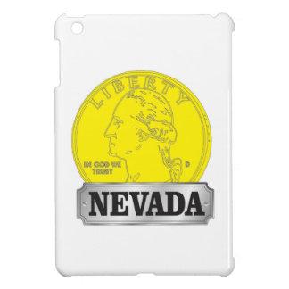 Gold Coin of Nevada iPad Mini Cover
