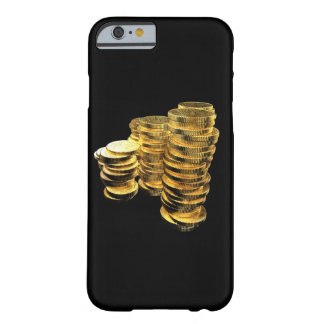 Gold Coin, Pirate Treasure Barely There iPhone 6 Case