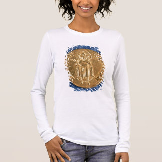 Gold coin, with St. John the Baptist, 16th century Long Sleeve T-Shirt