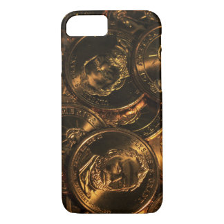 GOLD COINS 2 iPhone 7 CASE