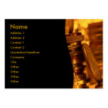 Gold Coins Business Card