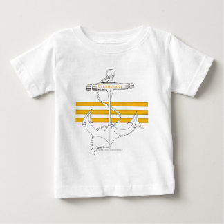 gold commander, tony fernandes baby T-Shirt