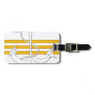 gold commander, tony fernandes luggage tag