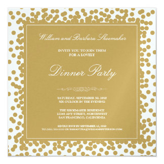 Dinner Party Invitations & Announcements | Zazzle