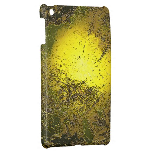 Gold Cover For The iPad Mini