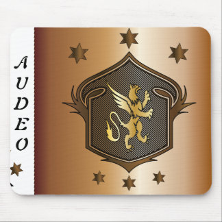 GOLD CREST OCCASION ANNIVERSARY GIFT MOUSEPAD