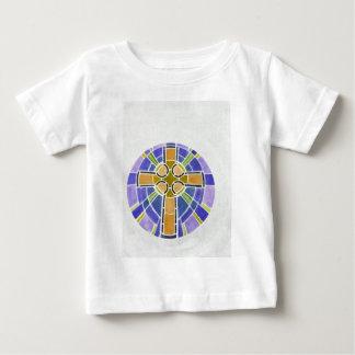 gold cross baby T-Shirt