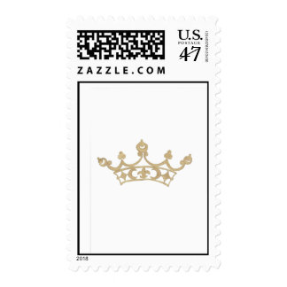 gold crown postage