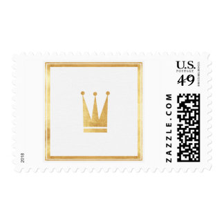 Gold Crown Stamps