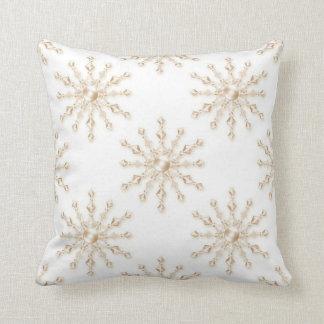 GOLD CRYSTALS MoJo Pillow
