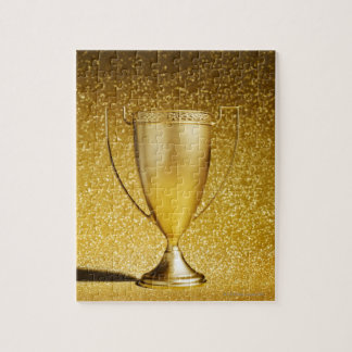 Gold Cup Trophy Puzzle
