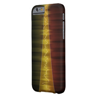 Gold Current Barely There iPhone 6 Case